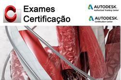 Imagens de Exame de certificação Autodesk