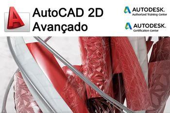 Imagens de AutoCAD 2D - Avançado