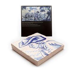 Imagens de Réplica azulejo séc. XVIII