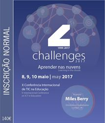 Picture of Normal registration in X International Conference on ICT in Education - Challenges 2017