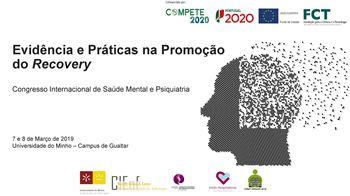Imagens de Congresso Internacional de Saúde Mental e Psiquiatria | Evidência e Práticas na Promoção do Recovery